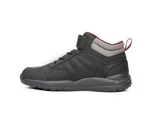 w055:black-Trail Boot-Velcro-4