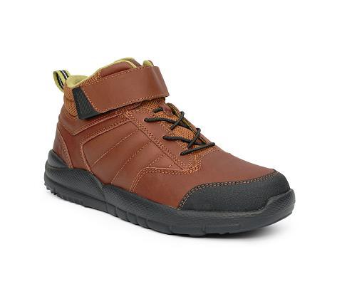 w055:whiskey-Trail Boot-Velcro-1