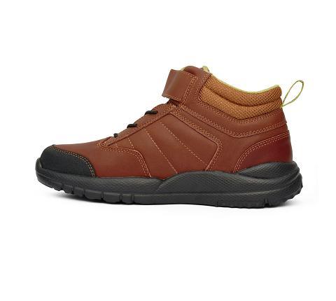 w055:whiskey-Trail Boot-Velcro-4