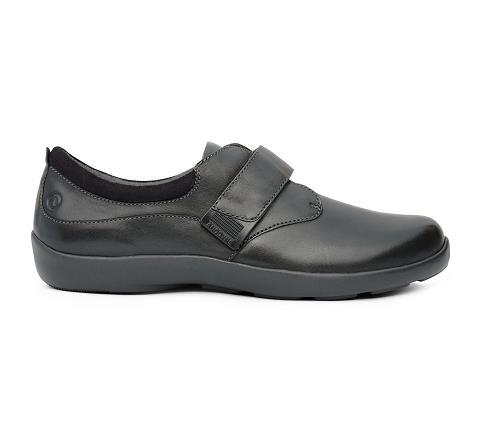 w067:black-Casual Comfort-Velcro-3
