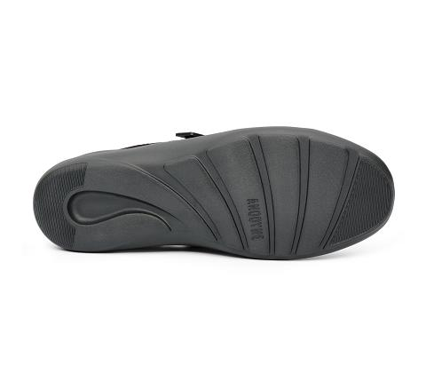 w097:black-Casual Sport-Velcro-2
